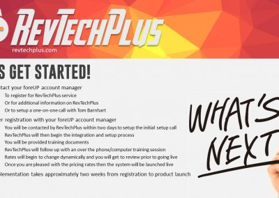 RevTechPlus_foreUP_Get_Started